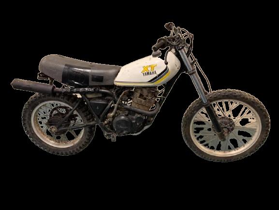 Yamaha XT 250 1981 removebg preview